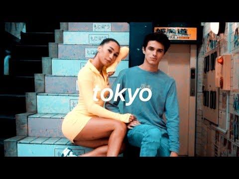 WE'RE IN JAPAN! TOKYO TRAVEL VLOG   Vlogtowski