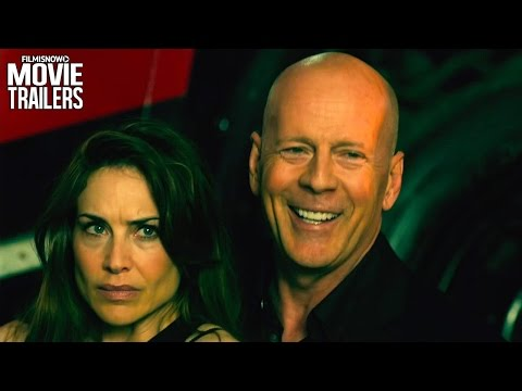 PRECIOUS CARGO ft. Bruce Willis, Claire Forlani - Official Trailer [Thriller 2016] HD