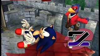 Sherwood: Super Smash Brothers 2 Beta Showcase