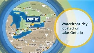 TOWN OF WHITBY VIDEO- ENGLISH