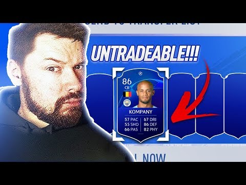 HOW TO PUT UNTRADABLE CARDS ON THE TRADEPILE! - FIFA 19 Ultimate Team