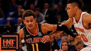 Atlanta Hawks vs New York Knicks Full Game Highlights   10.17.2018, NBA Season