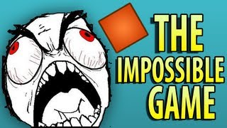 The Impossible Game w/Facecam (Live Commentary) - NO CHECKPOINTS!