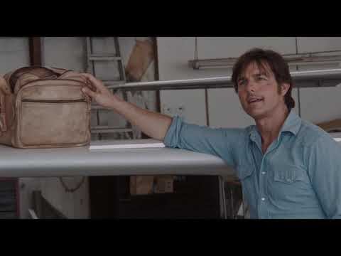 American Made 2017 - I Work From The C.I.A. Scene 1080p HD