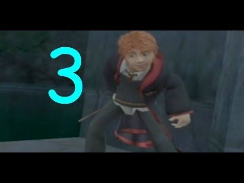 Let's Play Harry Potter and the Prisoner of Azkaban - Part 3 - Entering into the Coldness