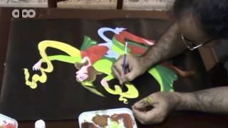 سیامک شیرمرادی هنر نقاشی