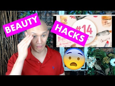 15 Unexpected Beauty Hacks You'll Wish You'd Known | Reaction Video