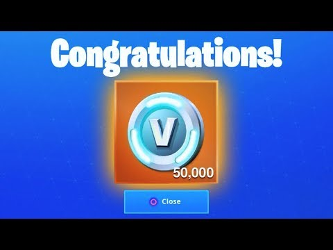 Fortnite CHEAT Gives FREE V Bucks..