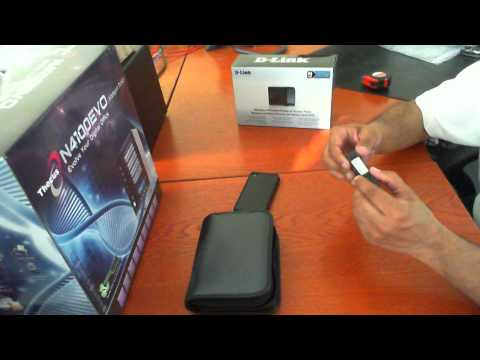 D-Link Wireless Pocket Router & Access Point (DAP-1350) Review