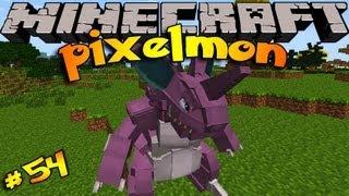 Pixelmon ! Minecraft Pokemon Mod!! Episode 54- PIXELMON 2.2 BETA 30 NEW POKEMON!!