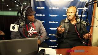 Video Mike Tyson Tells Story When Brad Pitt Was Scared of Him on Sway in the Morning MP3, 3GP, MP4, WEBM, AVI, FLV Oktober 2018