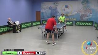 Сидорук А. vs Мельников В.