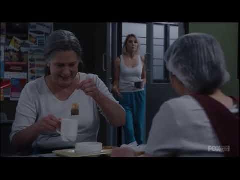 Allie poisons Joan/Kath - Wentworth Season 8 Episode 9