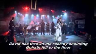 Cassiane - A Unção De Deus - DVD Centenario | Subtitle English