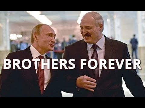 SLAVIC STRONGMEN: Putin and Lukashenko Bringing Russia And Belarus Even In Closer Brotherhood Union