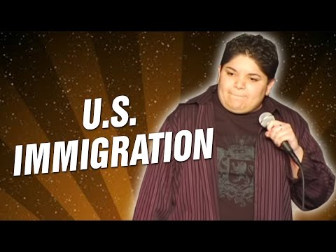 U.S. Immigration Stand Up Comedy