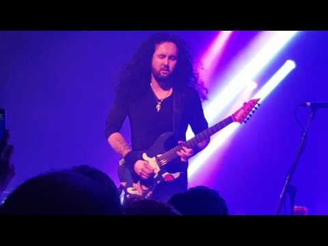 DragonForce - Amazing guitar and drum solos Ft. Frédéric Leclercq, Gee Anzalone