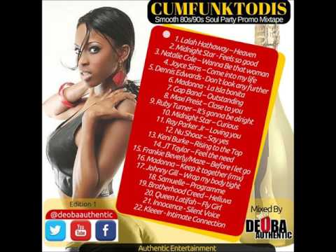 Cumfunktodis Soul Mixtape Edition 1 by DJ Deoba Authentic
