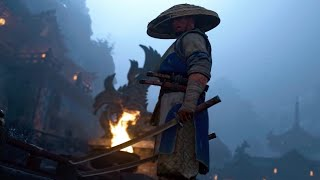 For Honor Official Aramusha Gameplay Trailer