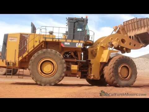 Video CAT 993K loading 777G trucks download in MP3, 3GP, MP4, WEBM, AVI, FLV January 2017