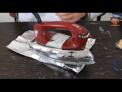 Πως να φτιάξετε τοστ χωρίς τοστιέρα!