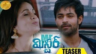 Mister Telugu Movie Trailer HD