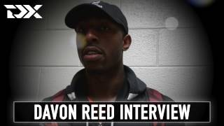 Davon Reed Interview at the 2017 Portsmouth Invitational Tournament
