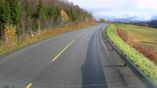 Harstad Norway  city pictures gallery : Driving to Harstad, Norway