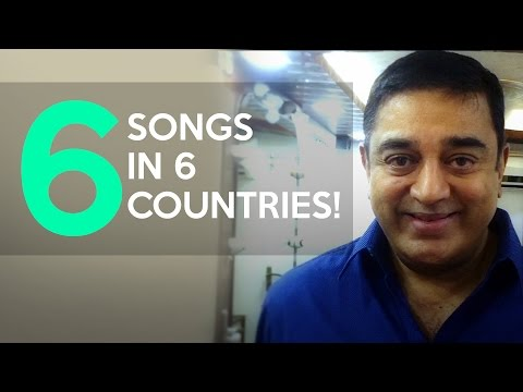 6-Songs-in-6-Countries--Kamal-wishes-Ghibran-Chennai-to-Singapore-Audio-Launch