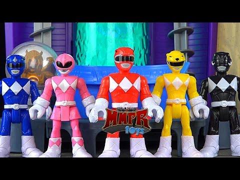 Imaginext Power Rangers Battle! (Fisher-Price)