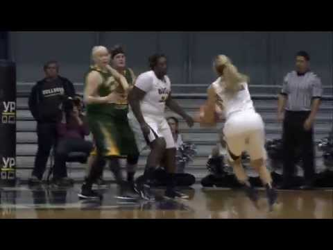 Butler Women's Basketball Highlights vs. Northern Michigan