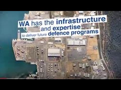 WA's defence industry - introductory video
