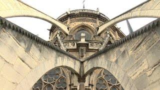 Die Kathedrale Notre Dame in Paris ist vom Verfall bedroht. Um das gotische Bauwerk zu sanieren, werden in den kommenden Jahrzehnten mindestens 100 Millionen Euro benötigt. Die Gelder sollen über Spendenaktionen zusammenkommen - auch in Übersee.