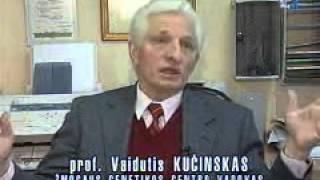 2006-07-30 LTV. Negali būti. Lietuvių tautos genomas ir lietuvių tautos kilmė