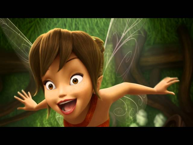 trailer Tinker Bell and the Legend of the NeverBeast