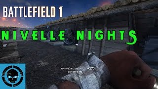 Brand new map Battlefield 1 Nivelle Nights gameplay recorded at 1440p 60FPS from the CTE on PC. Really cool map so far.