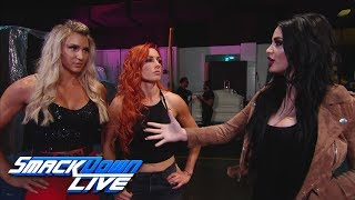 Video What does Paige have planned for Charlotte Flair & Becky Lynch?: SmackDown LIVE, May 29, 2018 MP3, 3GP, MP4, WEBM, AVI, FLV Juni 2018