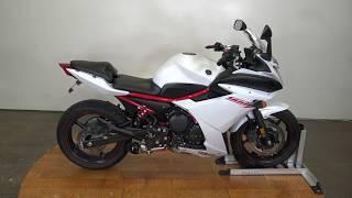 3. 2013 Yamaha FZ6R