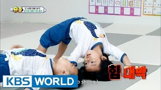 Video 5 siblings' house - Seola and Sua's morning exercise [The Return of Superman / 2016.07.31] MP3, 3GP, MP4, WEBM, AVI, FLV November 2017
