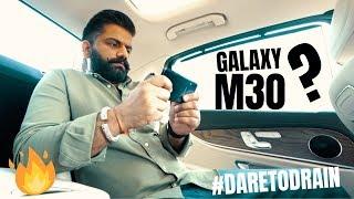 Samsung Galaxy M30 Battery Challenge #DareToDrain