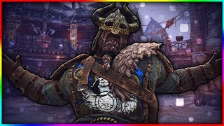 [For Honor] How to Take Down Top Tier as Warlord!