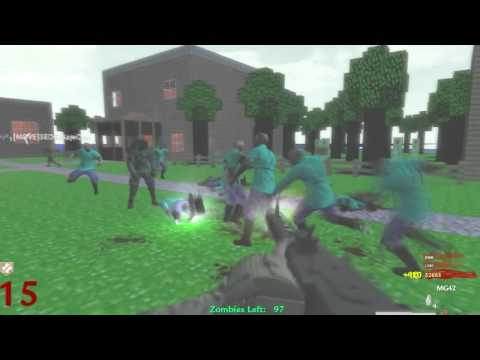 Call of Duty Zombies: Custom Maps - Minecraft - Triple Live ...