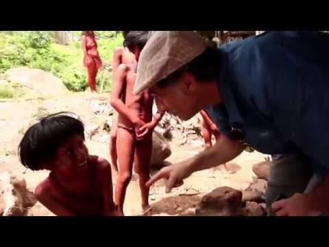 The Green Inferno (Behind the Scene 'Meet the Villagers')