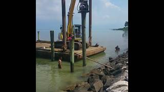BROCAR WATER CONSTRUCTION ON CHESAPEAKE BAY