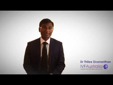 Dr Thilee Sivananthan, IVF Australia