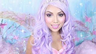 Sugar Plum Fairy Makeup Tutorial ♥ by Promise Tamangphan