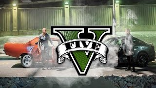 Nonton GTA V - Fast and Furious 7 - Cemetery Chase Scene Film Subtitle Indonesia Streaming Movie Download