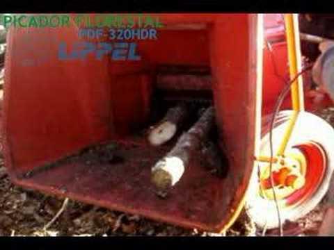 Picador Florestal Lippel PDF-320HDR
