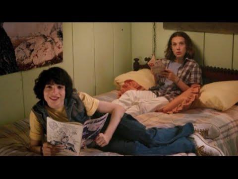Stranger Things- Behind The Scenes Season 3 🎬