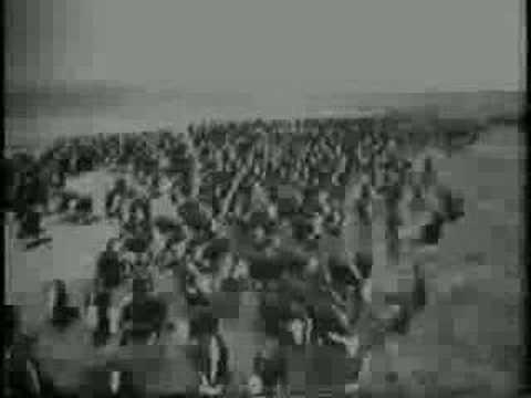 Cowboys Gigantic Cattle Drive Starts 1933/10/16